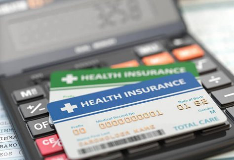 medical insurance cards on the calculator health care costs con tinified tinified